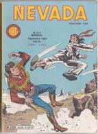 NEVADA 434. Septembre 1983 - Nevada