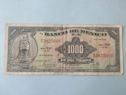 1000 Pesos 1974 - Messico
