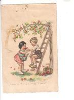 Germaine BOURET : Carte Ancienne  :  édition M.S. Paris : Voir Scan Recto Verso - Bouret, Germaine