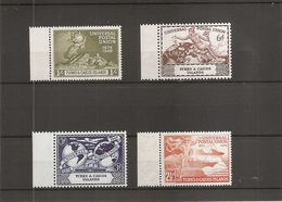 UPU ( 143 / 146 Des Turks Et Caiques) - U.P.U.