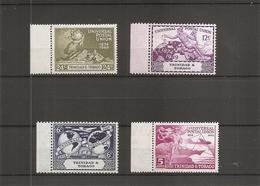UPU ( 153/156 Des Trinité Et Tobago) - U.P.U.