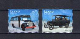 Aland. Transports Anciens - Aland