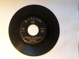 Neil Sedaka  -  1963. La Notte è Fatta Per Amare.  RCA Victor – 45N-1377 - Disco, Pop