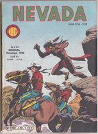 NEVADA 436. Novembre 1983 - Nevada