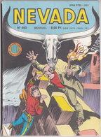 NEVADA 483. Octobre 1987 - Nevada
