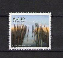 Aland. Cinquantenaire Du Musée D'art D'aland - Aland