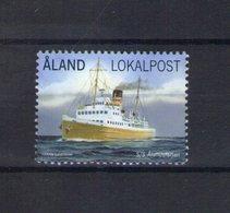 Aland. Transport. Ferry - Aland
