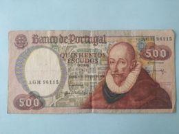 500 Escudos 1979 - Portugal