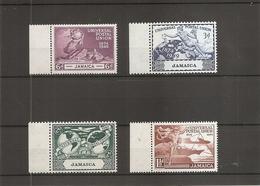UPU ( 149/152 XXX -MNH- De Jamaique ) - U.P.U.