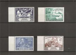 UPU ( 140/143 XXX -MNH- Du Honduras Britannique) ) - U.P.U.