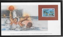 Thème Natation  - Jeux Olympiques - Sports - Document - Schwimmen
