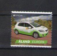 Aland. Europa 2013. Véhicules Postaux - Aland