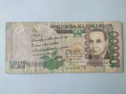 100000 Dollars 2010 - San Tomé E Principe
