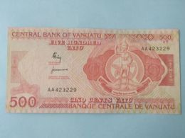 500 Vatu 1982 - Vanuatu