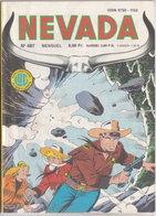 NEVADA 487. Février 1988 - Nevada