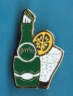PIN'S //    ** PERRIER TRANCHE / CITRON ** - Beverages