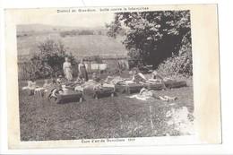 23106 - Cure D'air De Bonvillars Enfants  District De Grandson Lutte Contre La Tuberculose - VD Vaud