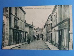 CPA BARBEZIEUX RUE VICTOR HUGO - France