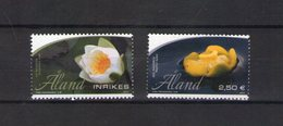 Aland. Fleurs. Nénuphars - Aland
