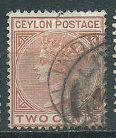 Timbre Ceylon Yvt 48 - Ceylon (...-1947)
