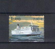 Aland. Ferry - Aland