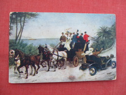 An Ocean View Ride      Ref  3458 - Cartoline