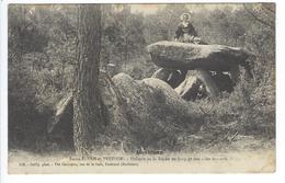 ELVEN Et TRÉVION - Dolmen De La Roche Au Loup Et Son Ailée Couverte - 1913 - France