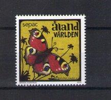 Aland. Papillon - Aland
