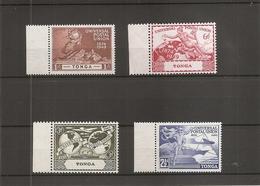 UPU ( 87/90 XXX -MNH- De Tonga ) - U.P.U.