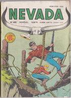 NEVADA 489. Avril 1988 - Nevada
