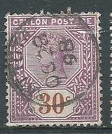 Timbre Ceylon Yvt 130 - Ceylon (...-1947)