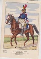 Uniformes Du 1er Empire Maréchal Ferrant 1810 1er Régiment ( Tirage 400 Ex ) - Uniformen