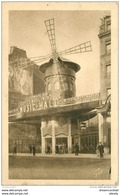 PARIS XVIII. Le Moulin Rouge Music Hall Cinéma 1934 - Distretto: 18