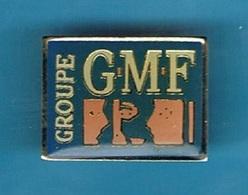 PIN'S //  ** GROUPE GMF ** - Banks