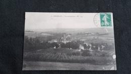 CPA 33 Verdelais - Vue Panoramique - Verdelais