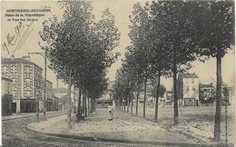 ~  JP  ~   93   ~    MONTREUIL   SOUS   BOIS   ~     Place De La République Er Rue Des écoles    ~ - Montreuil