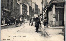 76 - Le HAVRE -- La Rue D'Etretat - Otros