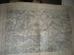 Ancienne Carte REIMS - Cartes Topographiques