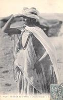 Afrique-Algérie- Scènes Et Types  FEMME NOMADE  (femme)    (-  Editions LL N° 6156 )  *PRIX FIXE - Algérie