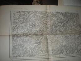 Ancienne Carte LAON - Cartes Topographiques