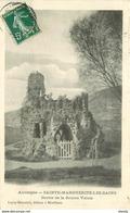 WW 63 SAINTE-MARGUERITE-LES-BAINS. Grotte Source Valois 1908 - Francia