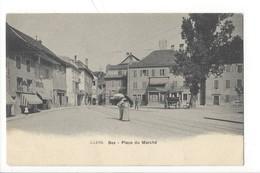 23113- Bex Place Du Marché Bureau Des Postes Diligence - VD Waadt