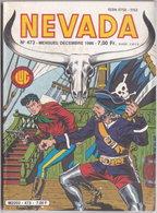 NEVADA 473. Décembre 1986 - Nevada
