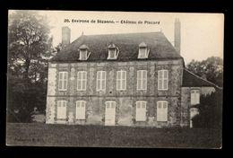 51 -  MOEURS VERDEY - Château De Placard - Autres Communes