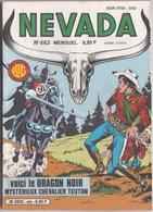 NEVADA 463. Février 1986 - Nevada