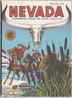 NEVADA 468. Juillet 1986 - Nevada
