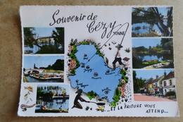 CEZY - Souvenir De Cézy Et La Friture Vous Attend.... ( 89 Yonne ) - Autres Communes