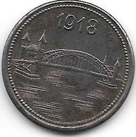 Notgeld Bonn 10 Pfennig 1918 Fe 1785.2/ F 52.4 - [ 2] 1871-1918 : Impero Tedesco