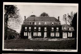 51 -  MOEURS - Le Château - Autres Communes