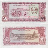 Laos ND (1979) - 50 Kip - Pick 29 UNC - Laos